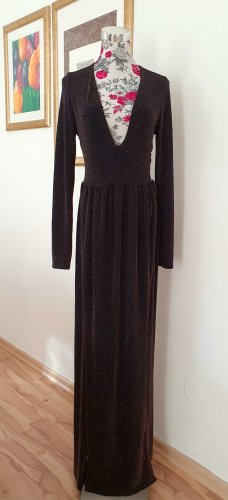 Club L Evening Dress black-bronze-colored