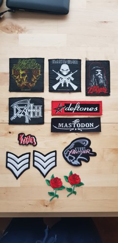 Diverse patches