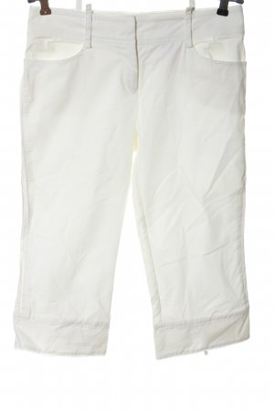 Divina 3/4 Length Trousers white casual look