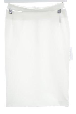 Divina Pencil Skirt white elegant