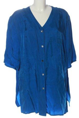 Divina Shirt Blouse blue casual look