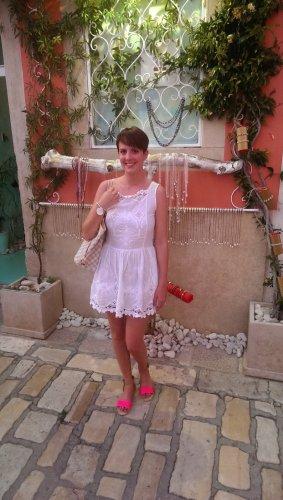 Divina Kleid Spitze Lace Spitzenkleid
