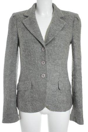 Divina Wool Blazer light grey