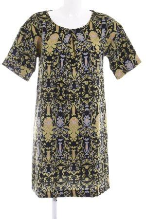Dixie A-Linien Kleid florales Muster Casual-Look