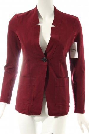 Dixie Blazer bordeauxrot