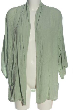 Dixie Cardigan verde stile casual