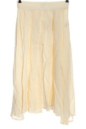 Dixie Flared Skirt cream elegant