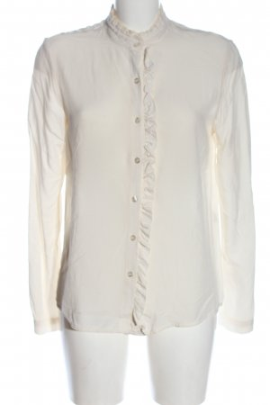 Dixie Camicia blusa bianco sporco elegante