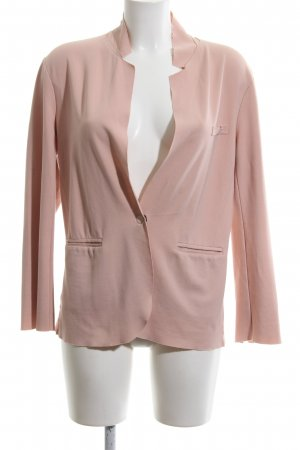 Dixie Jerseyblazer pink Business-Look