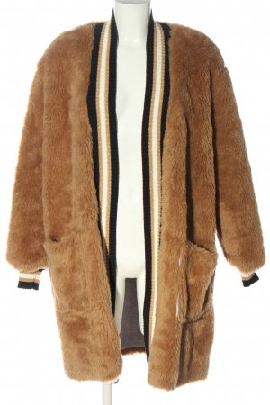 Dixie Fake Fur Jacket multicolored casual look
