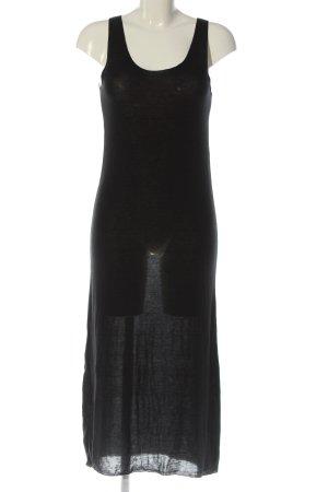 Dixie Summer Dress black casual look