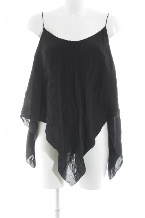 Dixie Trägertop schwarz Elegant