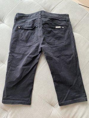 DKNY Pantalone Capri nero