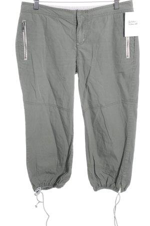 DKNY 3/4-Hose khaki Washed-Optik