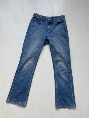DKNY Jeans Boot Cut Jeans blue