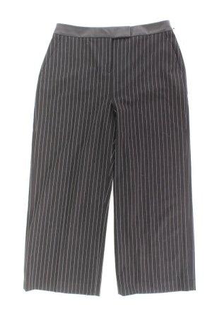 DKNY Pantalón tobillero negro Poliéster