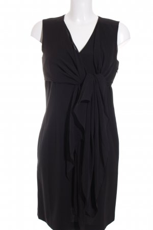 DKNY A-Linien Kleid schwarz Elegant