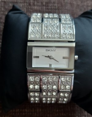 DKNY Horquilla para reloj color plata