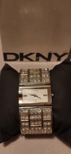 DKNY Stojak na zegarek srebrny