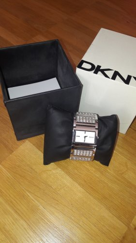 DKNY Montre analogue argenté