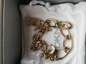 DKNY Bracciale charm oro