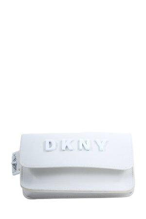 DKNY Riñonera blanco look casual