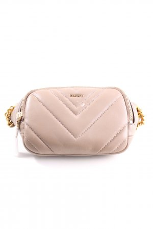 DKNY Bauchtasche pink Steppmuster Casual-Look