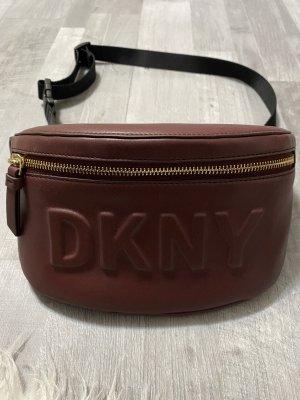 DKNY Buiktas veelkleurig Leer
