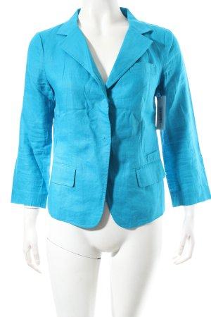 DKNY Blazer neonblau Casual-Look