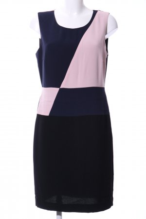 DKNY Bleistiftkleid grafisches Muster Business-Look