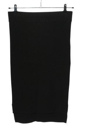 DKNY Jupe crayon noir style d'affaires