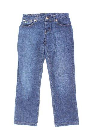 DKNY Jeans bootcut bleu-bleu fluo-bleu foncé-bleu azur coton