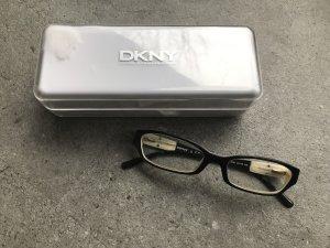 DKNY Gafas blanco-negro Material sintético