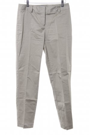 DKNY Bundfaltenhose beige Business-Look