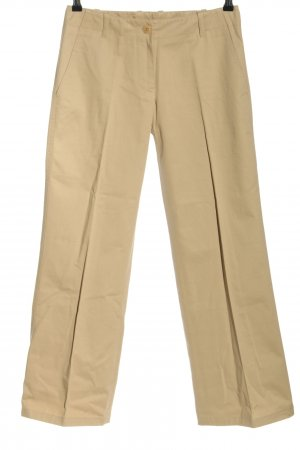 DKNY Pantalon chinos crème style d'affaires