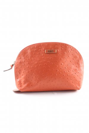 DKNY Clutch rot Casual-Look