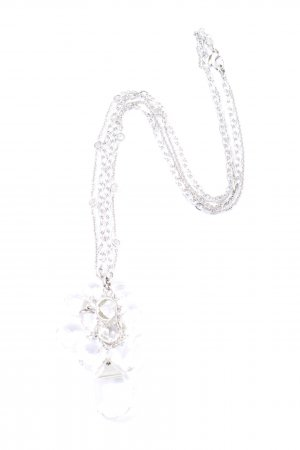 DKNY Collier Necklace silver-colored elegant
