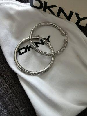 DKNY Torebki Creole srebrny