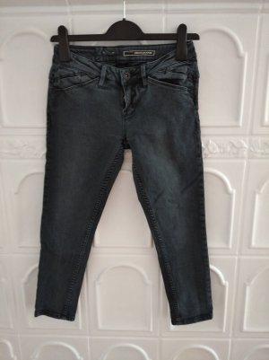 DKNY Jeans a sigaretta grigio ardesia