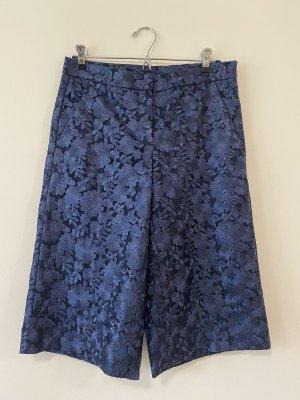DKNY Pantalone culotte blu