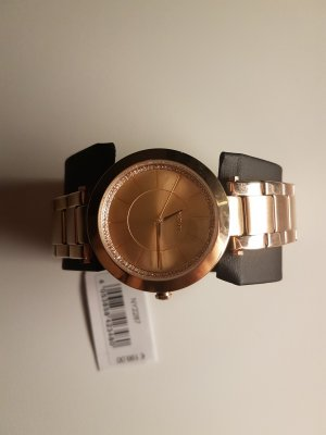 DKNY Analog Watch rose-gold-coloured