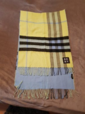 DKNY Woolen Scarf multicolored polyacrylic
