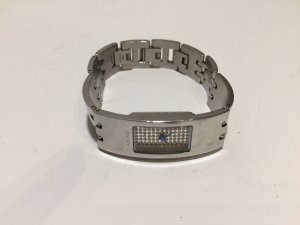 DKNY Donna Karan Armbanduhr mit Strass