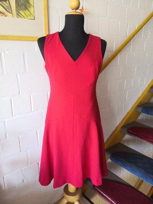 DKNY Donna Karan New York Kleid Rot
