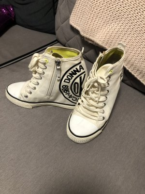 DKNY Wedge Sneaker multicolored