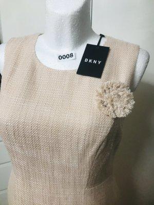 DKNY Donna Karen Damen Kleid Rosa 36