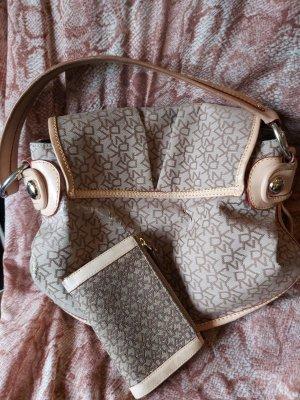 DKNY -  Edles Set - Schöne Handtasche mit Portemonnaie