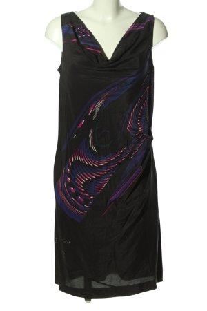 DKNY Vestido ceñido de tubo multicolor look casual
