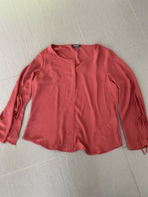 DKNY Blouse rouille