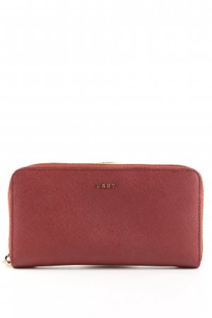 DKNY Wallet red business style